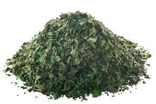 Dried Herbs Basil Pile, Paths