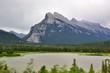Banff National Park , Canada , Rocky Mountains