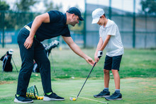 Personal Golf Lesson. Golf Ins...