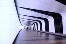 Walkway Connecting Underground...