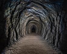 Path Through An Abandoned Rail...