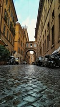 All Wet Roads Lead To Rome
