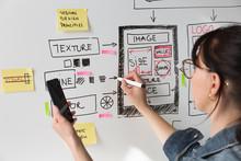Women Website Designer Creativ...