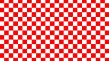 Amazing Red & White Checker Board,New Chess Board,checker