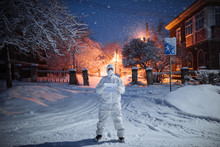 City Under Quarantine Russia W...