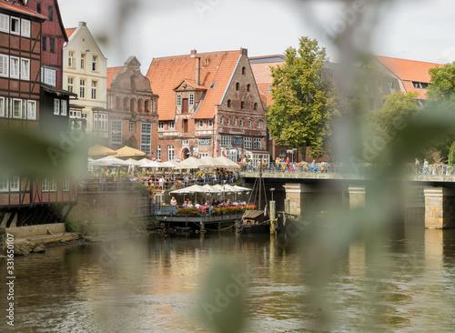 Valokuvatapetti Lüneburger Stint