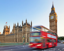 London, Houses Of Parliament A...