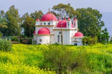 Greek Orthodox Monastery Of Capharnaum