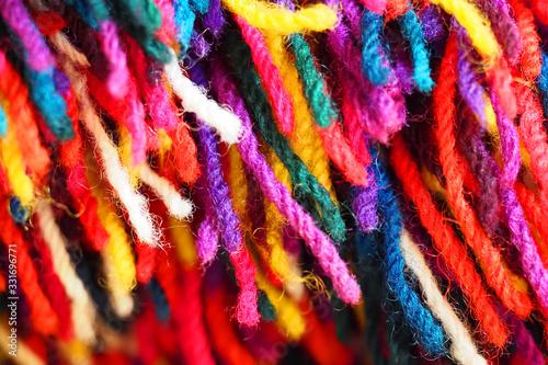 Photo Trimming yarn