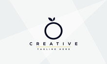 Creative Abstract Letter O Logo Design Template. OO Icon Initial Based Monogram And Symbol In Vector.
