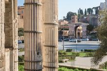 Temple Of Hercules Victor (Ves...