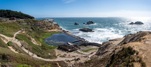 Sutro Baths San Francisco, Panorama, Panoramic Picture