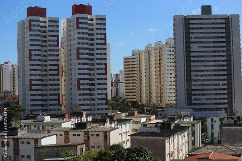 Fototapety, obrazy: residential buldings