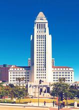 Los Angeles City Hall Building...