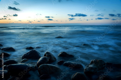 Plaża w Rozewiu