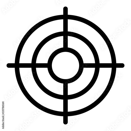 Photo Aim target icon