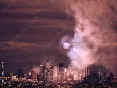 Downtown LA - 331793948