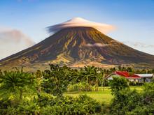 Mayon Volcano -  Massive, Very...