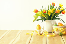 Congratulatory Easter Backgrou...