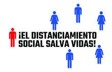 El Distanciamiento Social Salv...