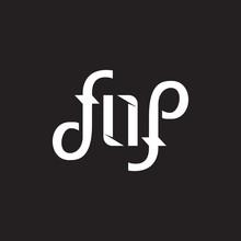 Flip Logo Design. Ambidextrous Design