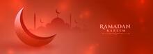 Red Ramadan Kareem Season Fest...