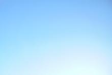 Clear Blue Sky In Kamakura Jap...