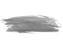 Black Watercolor Scribble Text...