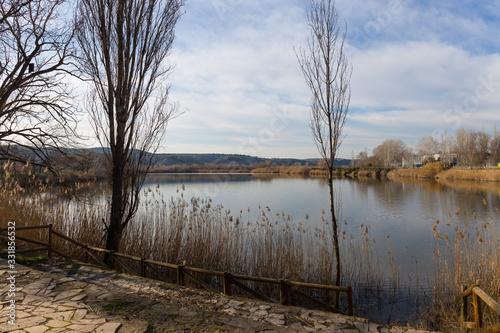 Photo Laguna El Raso en Velilla de San Antonio