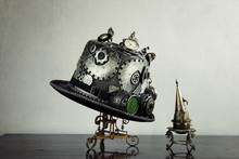 Discorso Tra Oggetti Steampunk