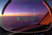 Boeing 787 Heads Up Display