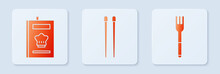 Set Food Chopsticks, Cookbook ...