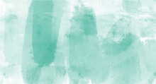 Blue Watercolor Background For...