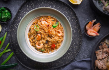 Asian Cuisine,  Fried Rice, Na...