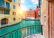 Wonderful Corner Of Venice Wit...