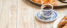 Turkish Coffee And Baklava On ...