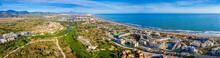 Oliva Nova, Denia Beach. Aeria...