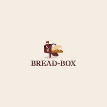 Bread Box Bakery Logo