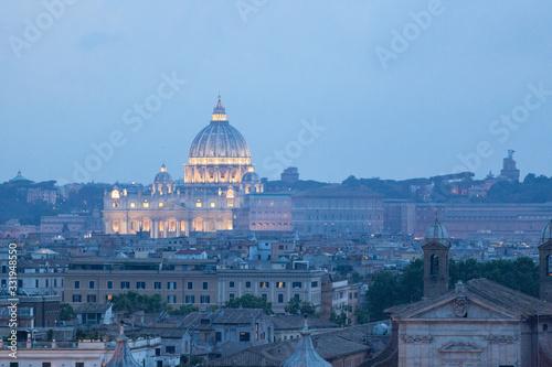 Vászonkép Vaticano