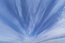 Dark Blue Sky Background With ...