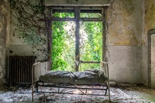 Abandoned Hospital In Poveglia