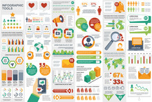 Social Media Network Infograph...