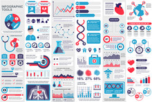 Medical Infographic Elements S...