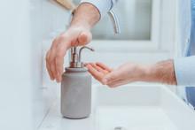 Hände Waschen Als Prävent