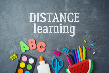 Distance Learning And Educatio...