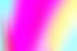 canvas print picture - Unicorn Holographic Texture Background