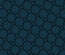Turquoise, Blue, Marine Geomet...