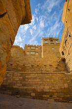 Jaisalmer Fort In India. Beaut...