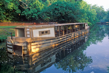 Canal Boat, Great Falls, Maryland