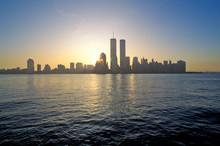 Skyline Of New York City From ...